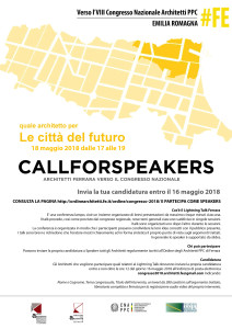 call for speaker copy